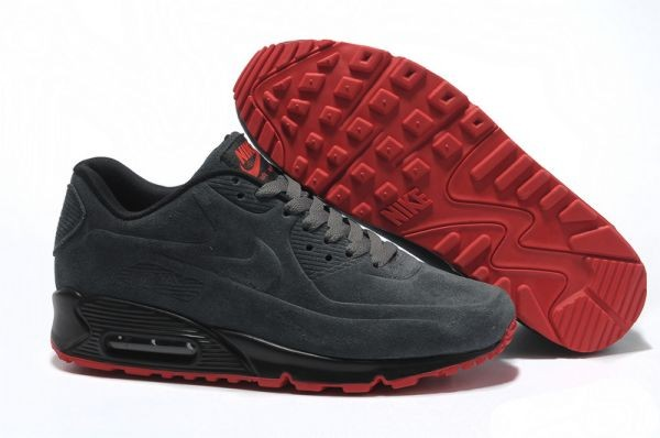 A242V Anthracite Red - Nike Air Max Shoes LU390164