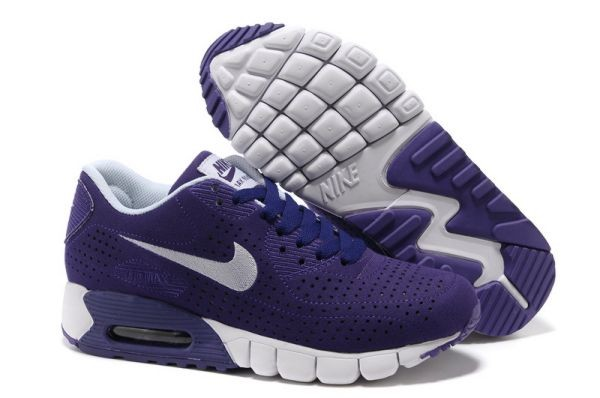 A246V Purple White - Nike Air Max Shoes DZ149526
