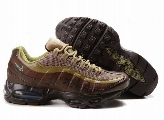 C462B Brown Gold - Nike Air Max Shoes LY458390