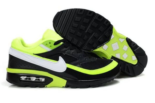 C604Z Black Volt White - Nike Air Max Shoes QX304915