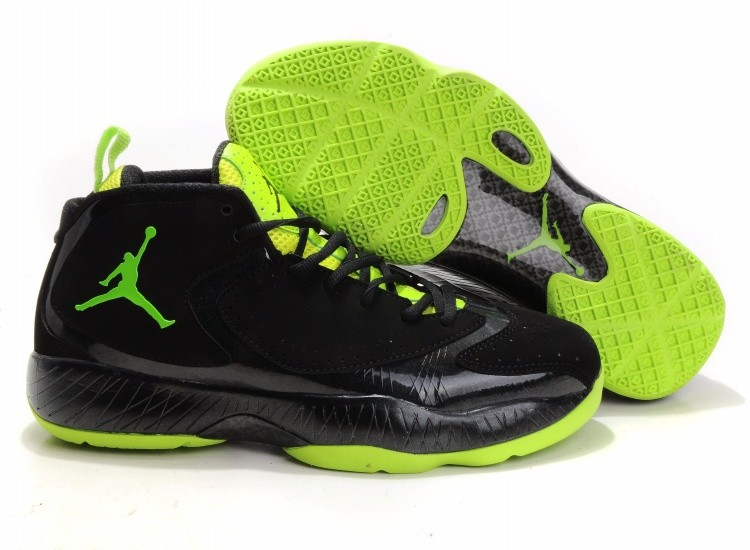Nike Air Jordan 2015 Mens Green/Black VZ206417