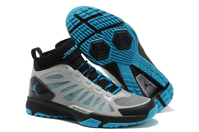 Nike Air Jordan Trunner Dominte Pro Mens Black/Blue/White YW963245