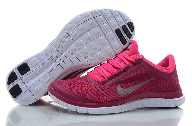 Nike Free 3.0 Women Running Shoes Deep Gray Orange TM362198